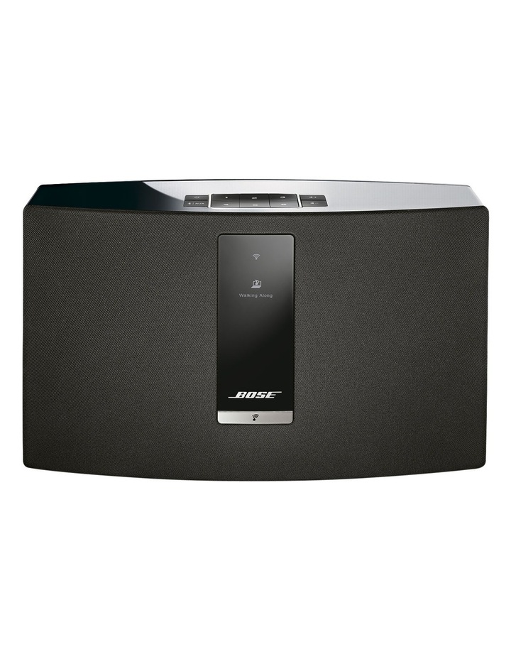 SoundTouch® 20 Series III Wireless Music System Black image 1