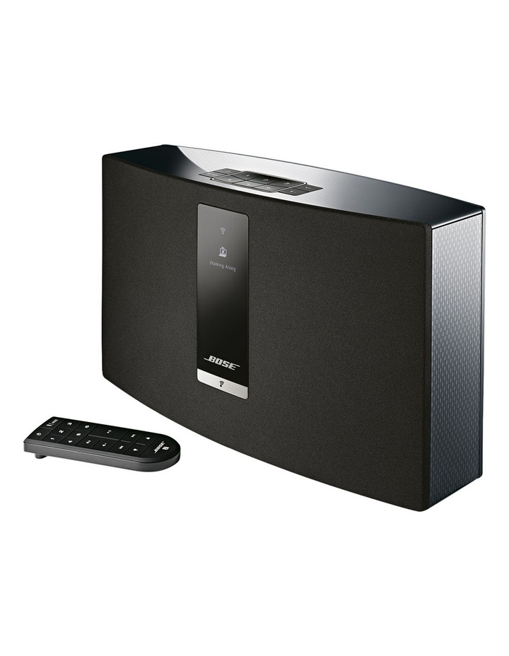 SoundTouch® 20 Series III Wireless Music System Black image 2