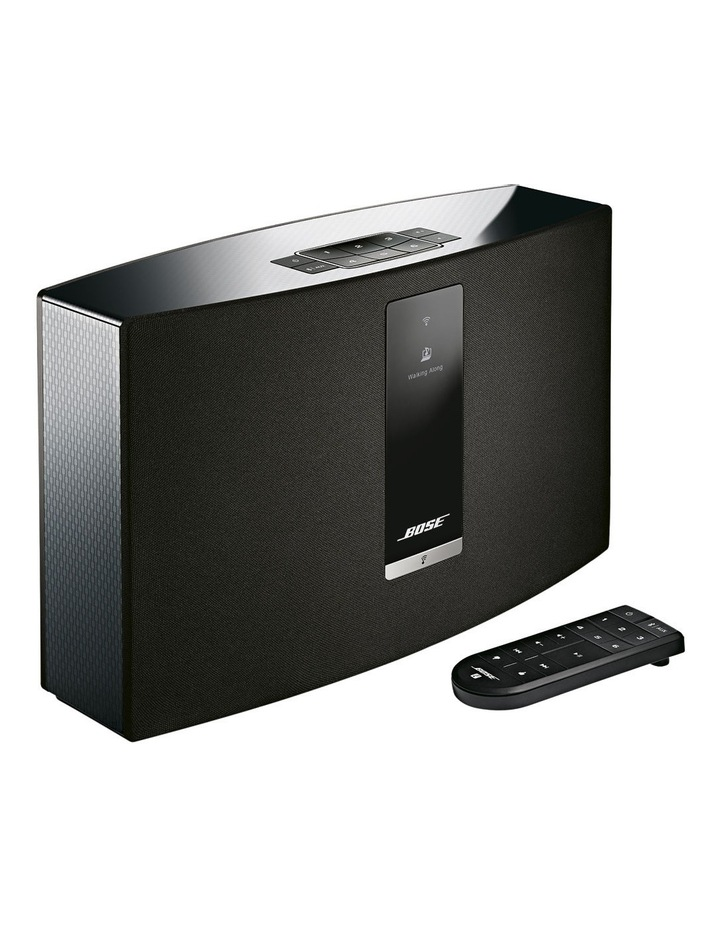 SoundTouch® 20 Series III Wireless Music System Black image 3