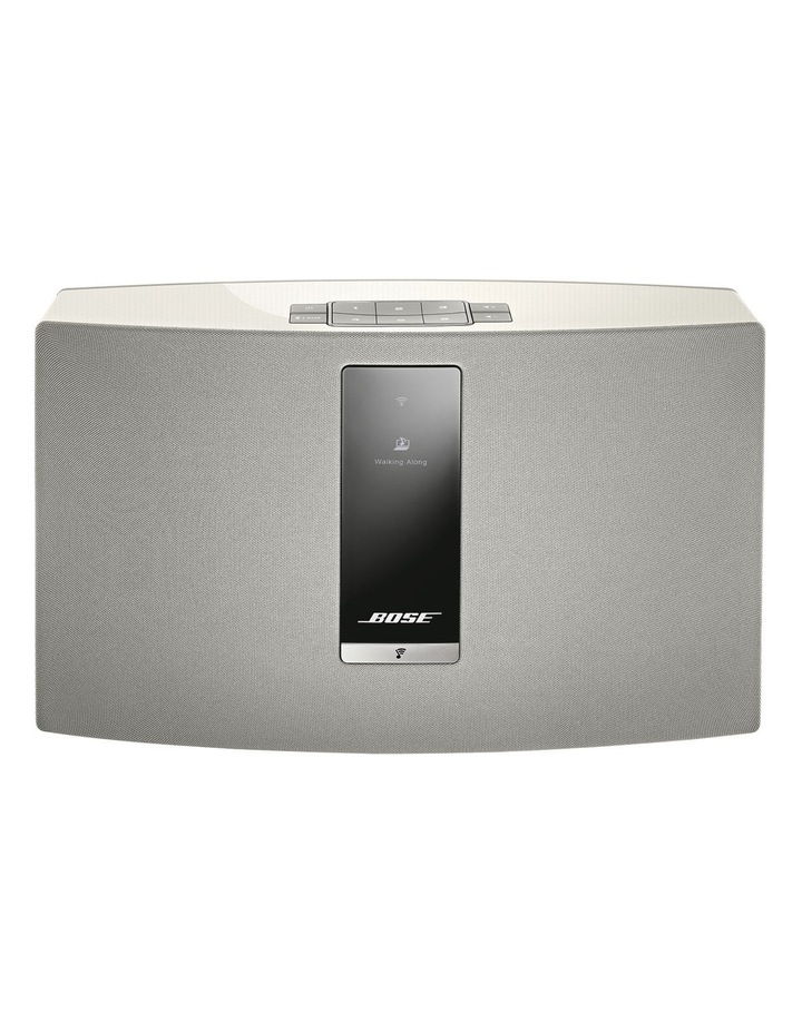 SoundTouch® 20 Series III Wireless Music System White image 1