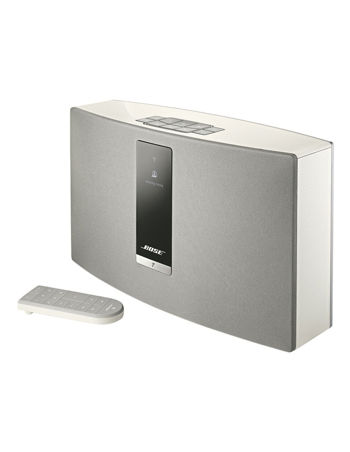 SoundTouch® 20 Series III Wireless Music System White image 2