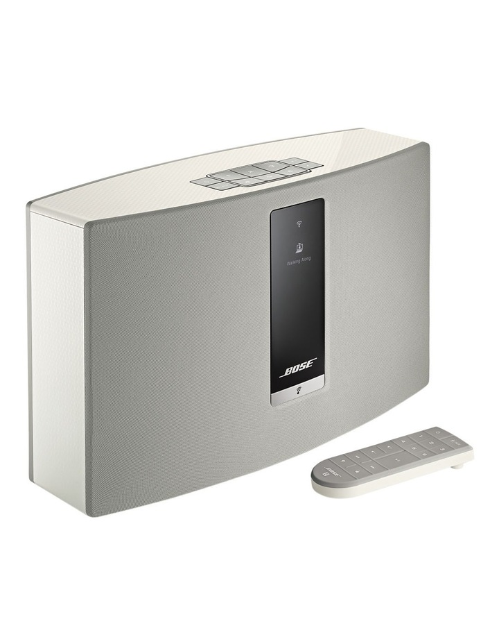 SoundTouch® 20 Series III Wireless Music System White image 3