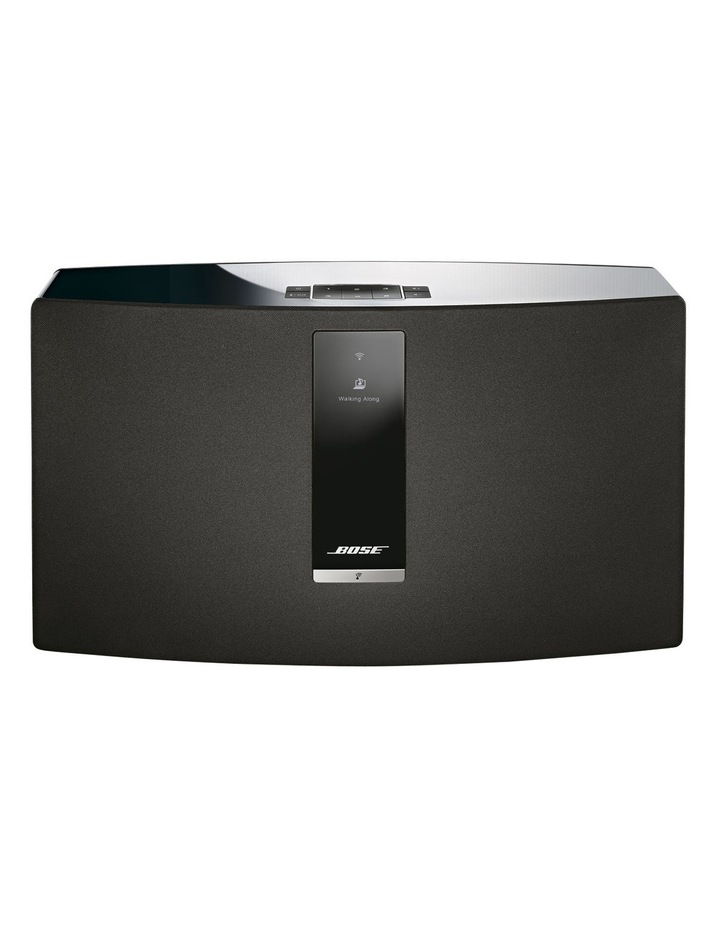 SoundTouch® 30 Series III Wireless Music System Black image 1