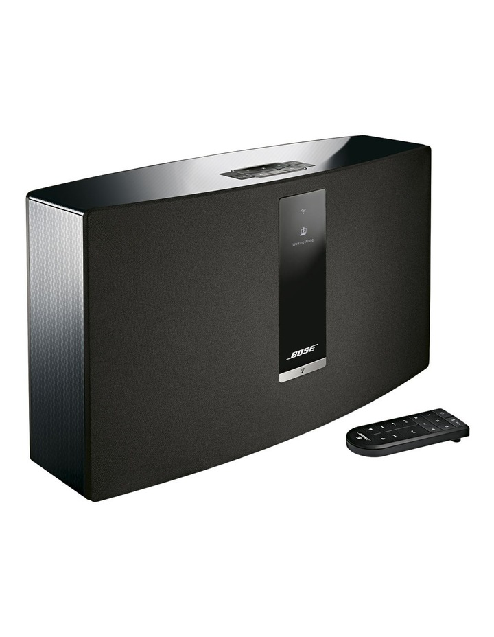 SoundTouch® 30 Series III Wireless Music System Black image 3