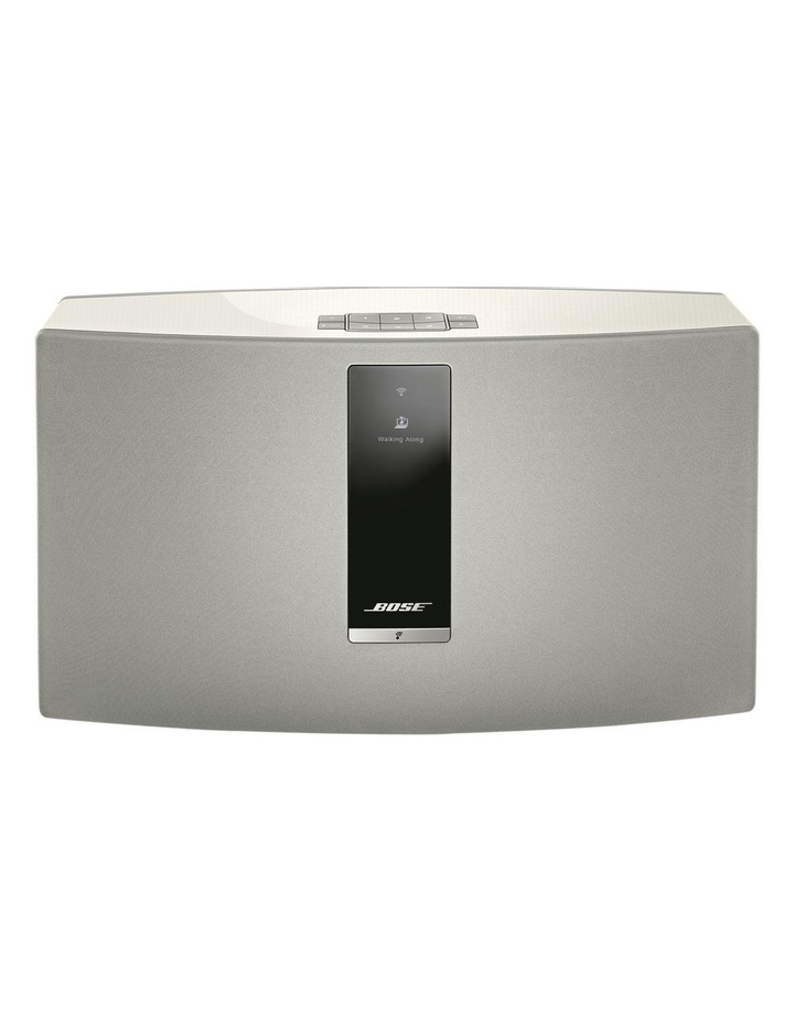 SoundTouch® 30 Series III Wireless Music System White image 1