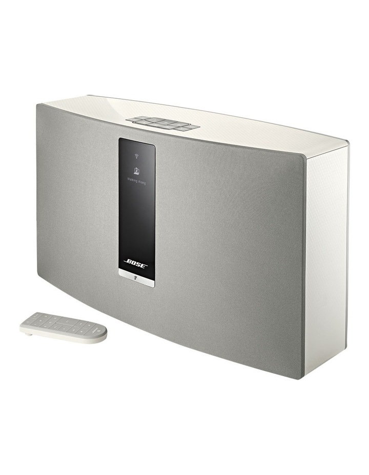 SoundTouch® 30 Series III Wireless Music System White image 2