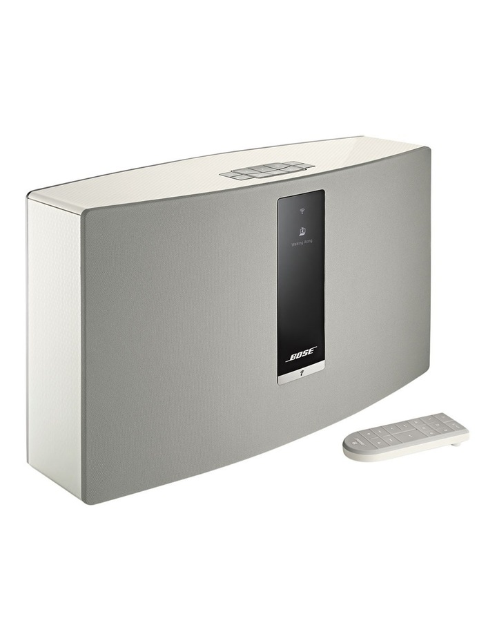 SoundTouch® 30 Series III Wireless Music System White image 3