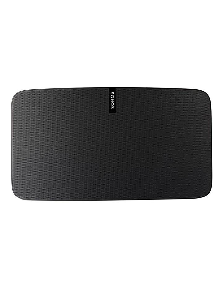 SONOS PLAY:5 GEN2 Wireless Speaker Black image 3