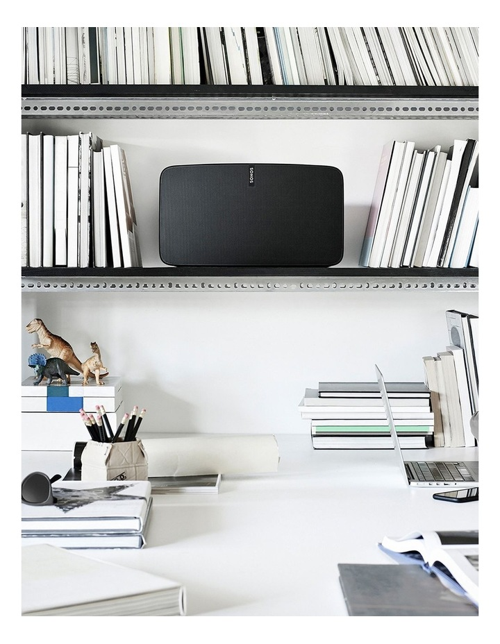 SONOS PLAY:5 GEN2 Wireless Speaker Black image 7