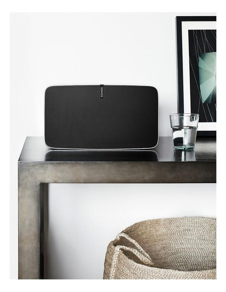 SONOS PLAY:5 GEN2 Wireless Speaker Black image 9