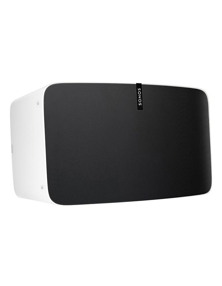 PLAY:5 GEN2 Wireless Speaker White image 2