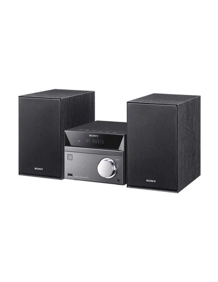 CMTSBT40D BT CD/DVD Micro Hi-Fi System image 2