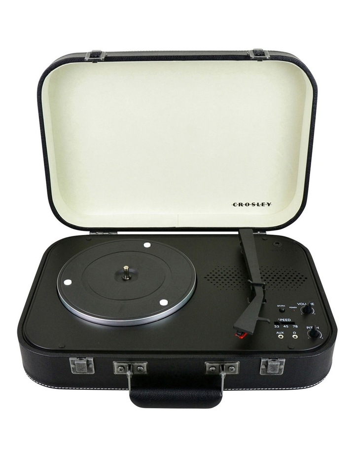 Coupe Portable Turntable - Jet Black image 3