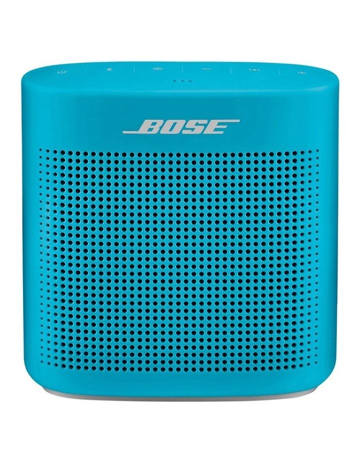 SoundLink Colour Bluetooth Speaker II - Aquatic Blue image 1