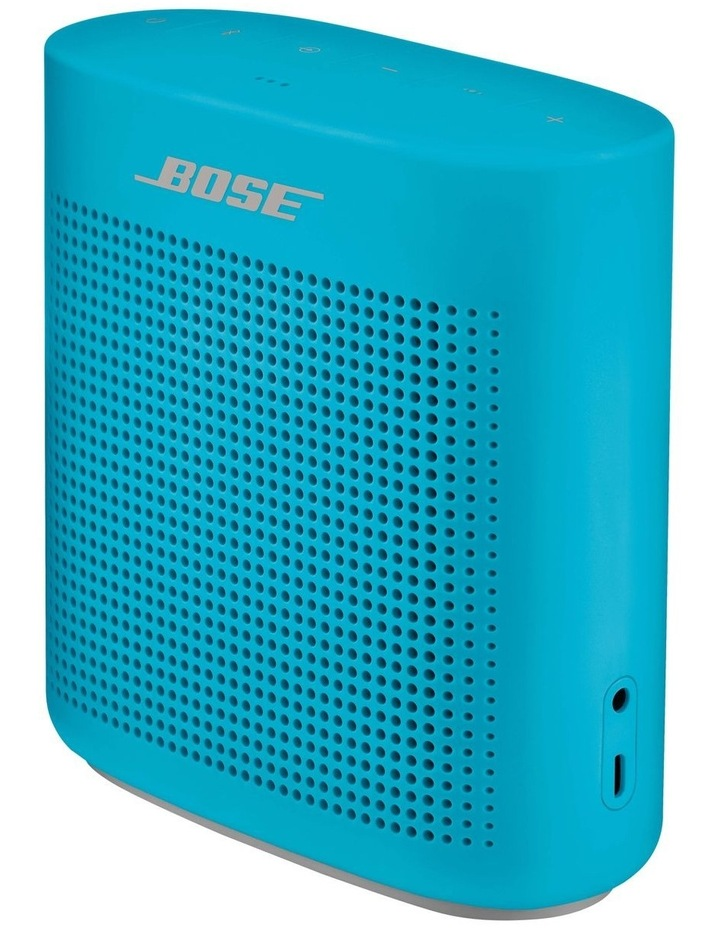 SoundLink Colour Bluetooth Speaker II - Aquatic Blue image 2