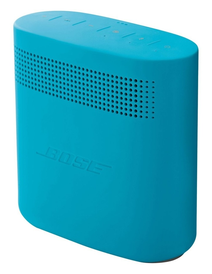 SoundLink Colour Bluetooth Speaker II - Aquatic Blue image 4