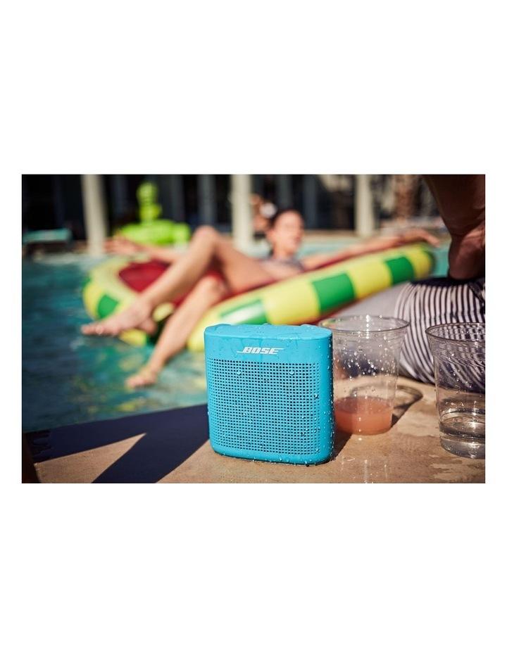 SoundLink Colour Bluetooth Speaker II - Aquatic Blue image 5