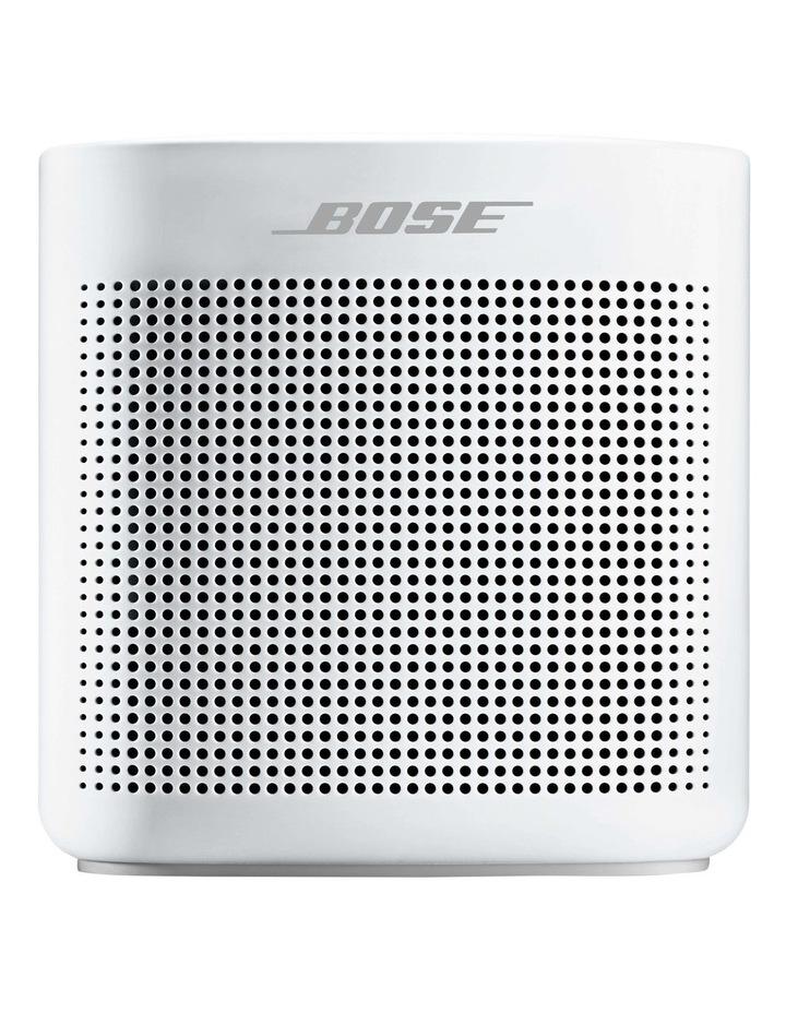 SoundLink Polar White Colour Bluetooth Speaker II image 1
