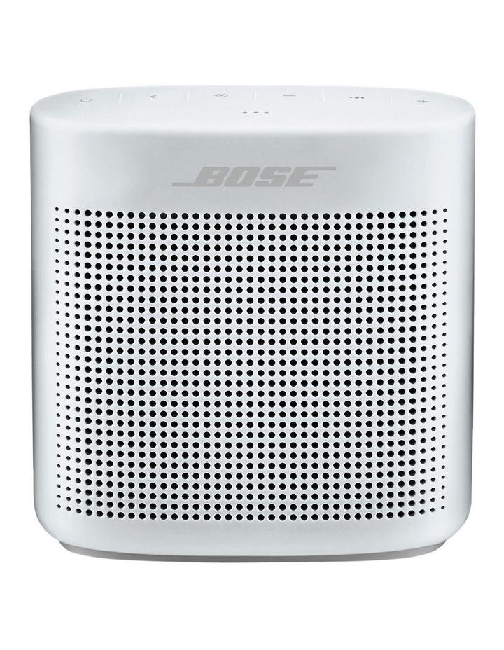 SoundLink Colour Bluetooth Speaker II - Polar White image 1