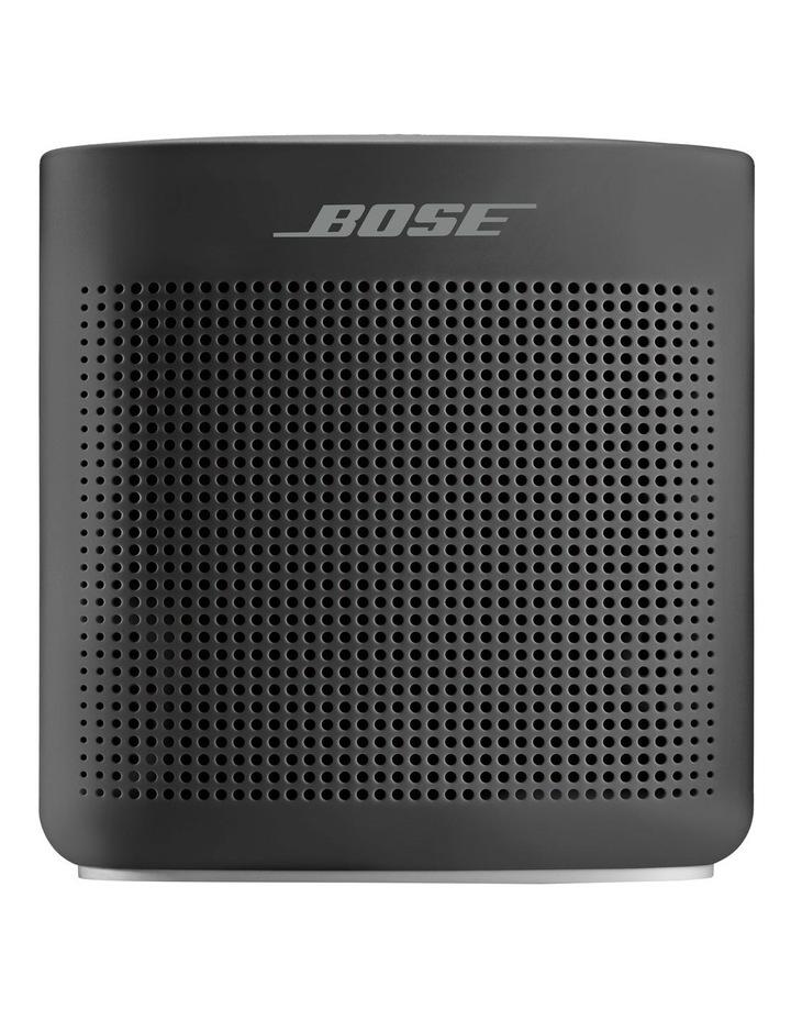 SoundLink Soft Black Colour Bluetooth Speaker II image 1