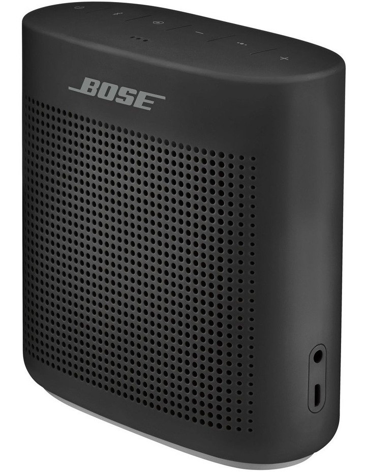 SoundLink Soft Black Colour Bluetooth Speaker II image 2