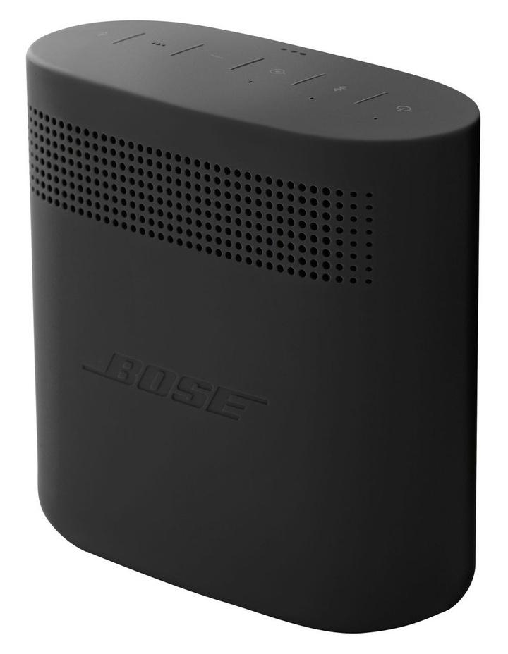 SoundLink Soft Black Colour Bluetooth Speaker II image 4