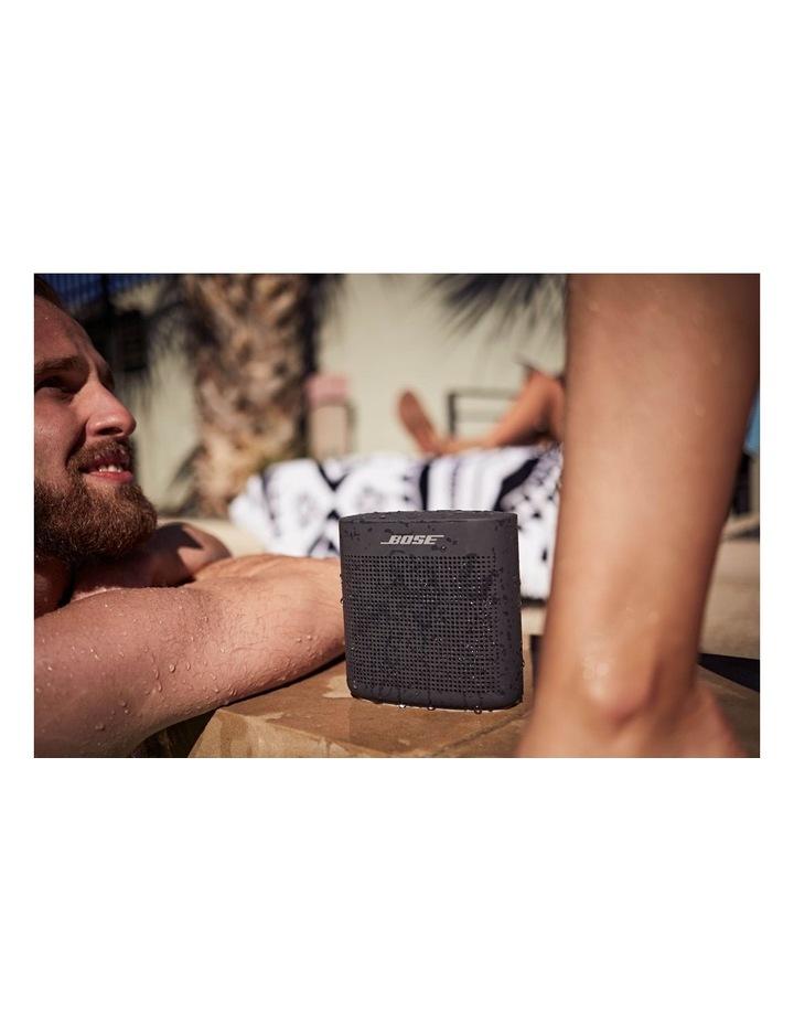 SoundLink Soft Black Colour Bluetooth Speaker II image 5