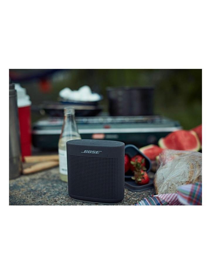 SoundLink Soft Black Colour Bluetooth Speaker II image 7