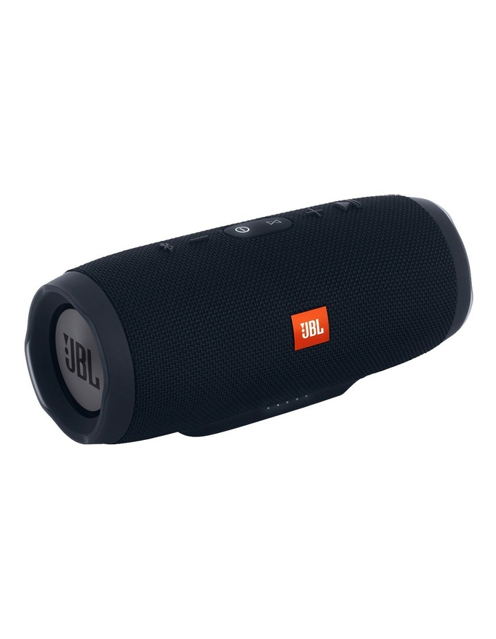 Charge 3 Portable Wireless Bluetooth® Speaker - Black image 1