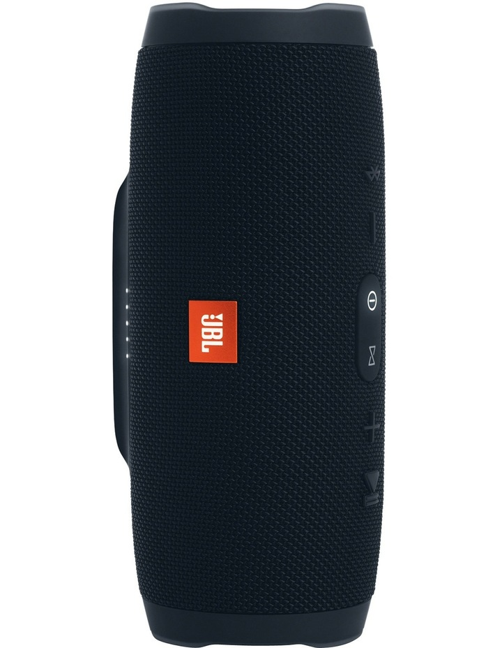 Charge 3 Portable Wireless Bluetooth® Speaker - Black image 5