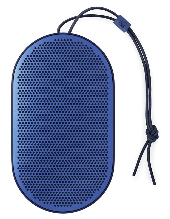 B&O Beoplay P2 Portable Wireless Bluetooth Speaker - Royal Blue image 1
