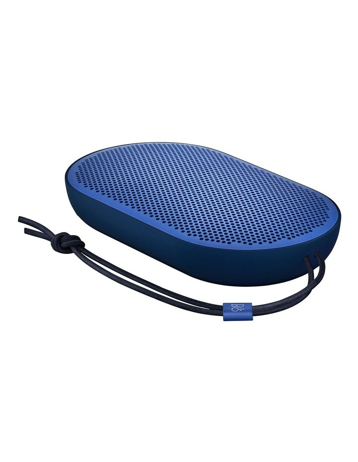 B&O Beoplay P2 Portable Wireless Bluetooth Speaker - Royal Blue image 2
