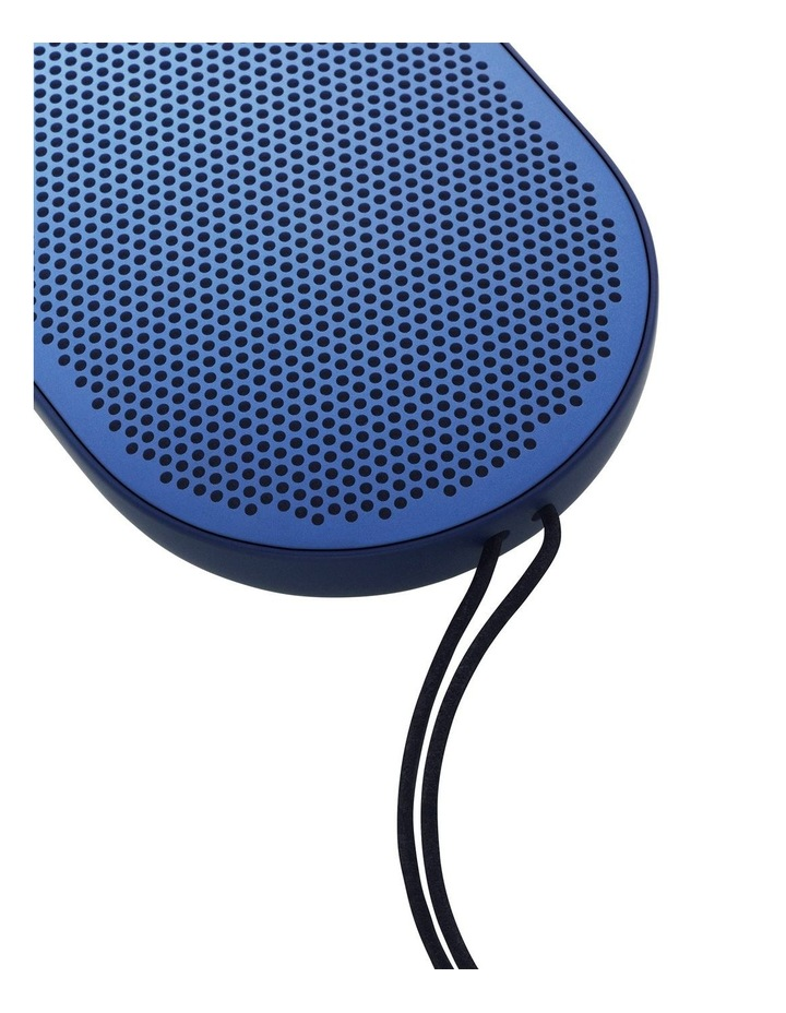 B&O Beoplay P2 Portable Wireless Bluetooth Speaker - Royal Blue image 3