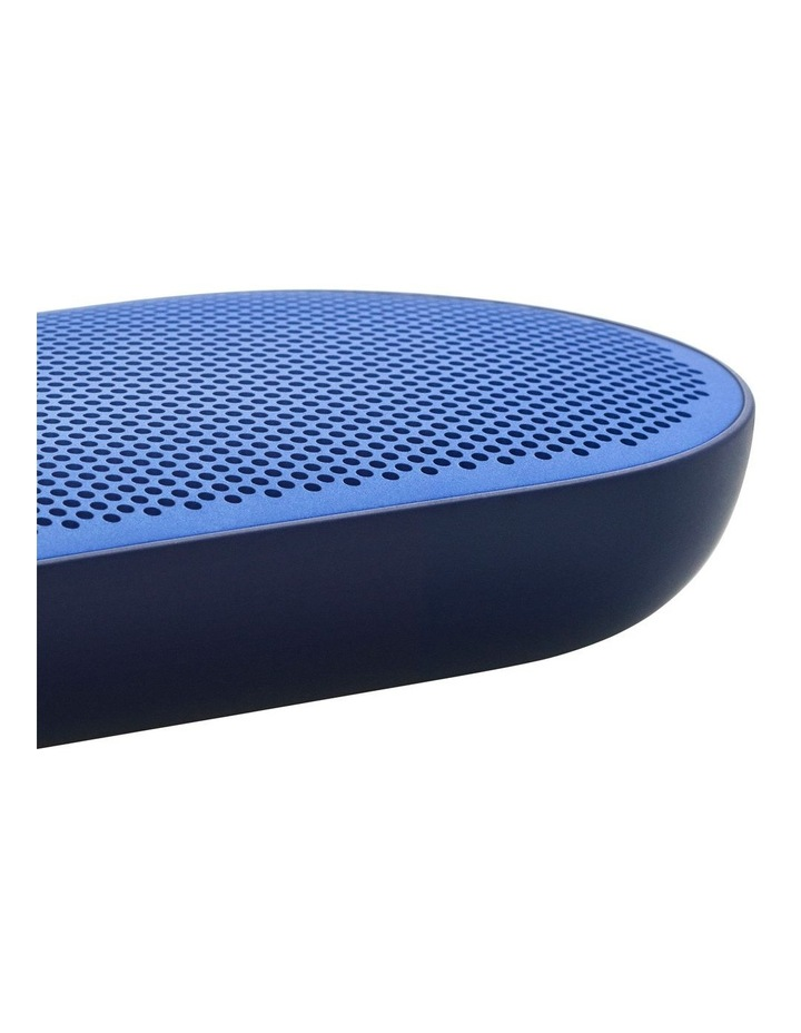 B&O Beoplay P2 Portable Wireless Bluetooth Speaker - Royal Blue image 4