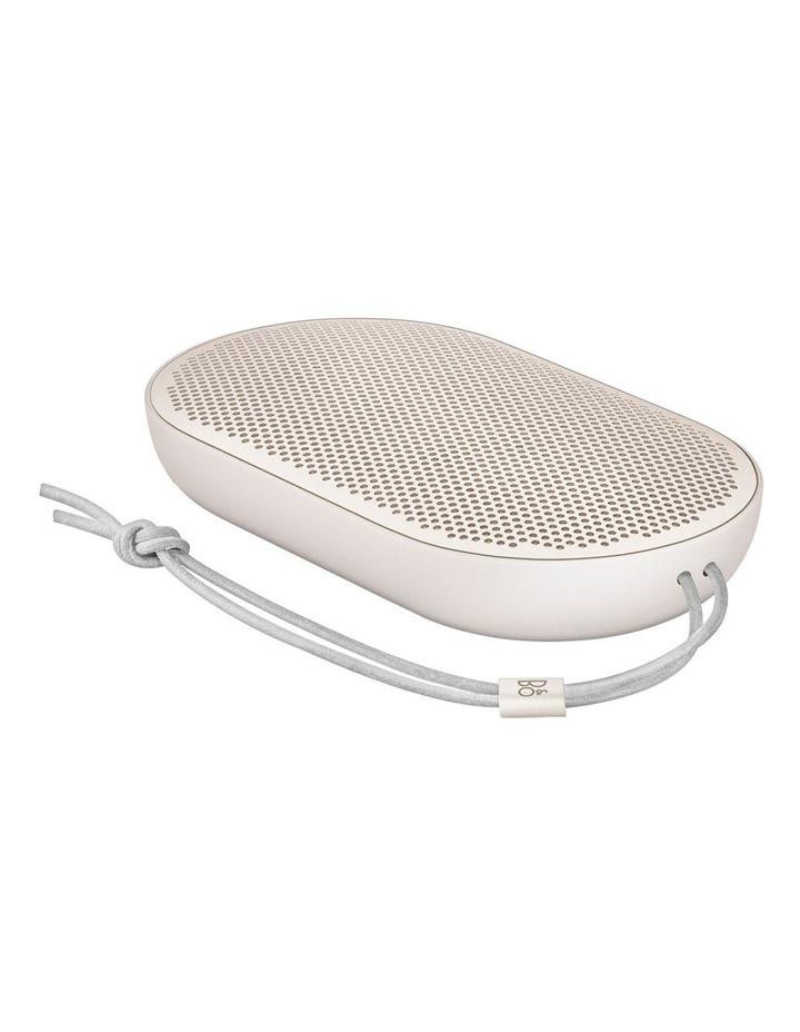 B&O Beoplay P2 Portable Wireless Bluetooth Speaker - Sand Stone image 2