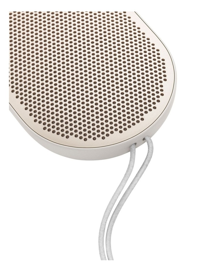 BeoPlay P2  Bluetooth Speaker - Sand Stone image 3