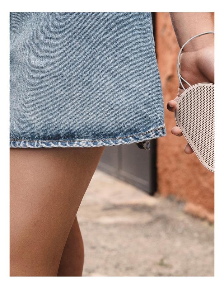 B&O Beoplay P2 Portable Wireless Bluetooth Speaker - Sand Stone image 5