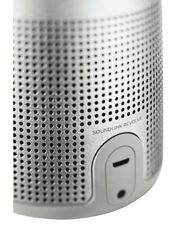 SoundLink Revolve BluetoothSpeaker- Silver image 5