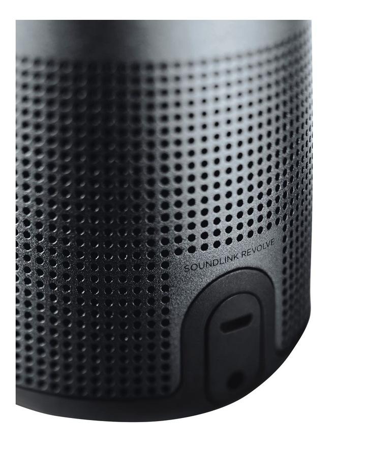 SoundLink Revolve BluetoothSpeaker- Black image 4