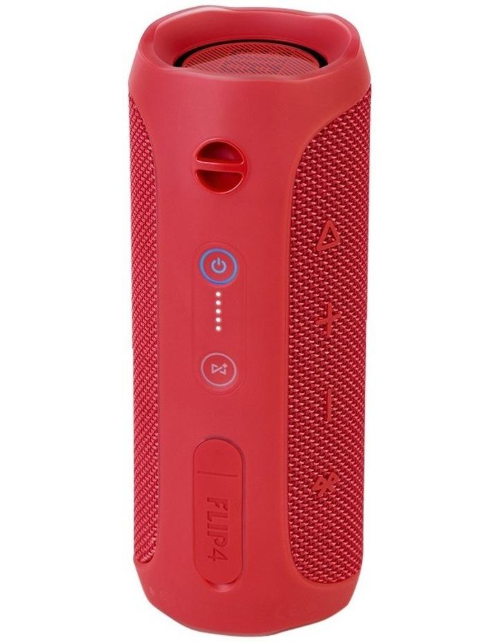 Flip4 Bluetooth Speaker - Red image 2