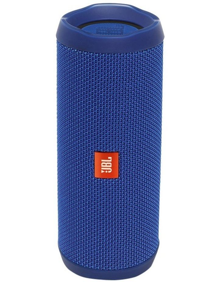 Flip4 Bluetooth Speaker - Blue image 1