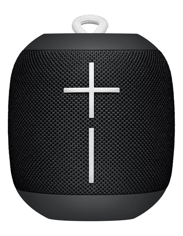 WONDERBOOM Portable Speaker - Phantom Black image 1