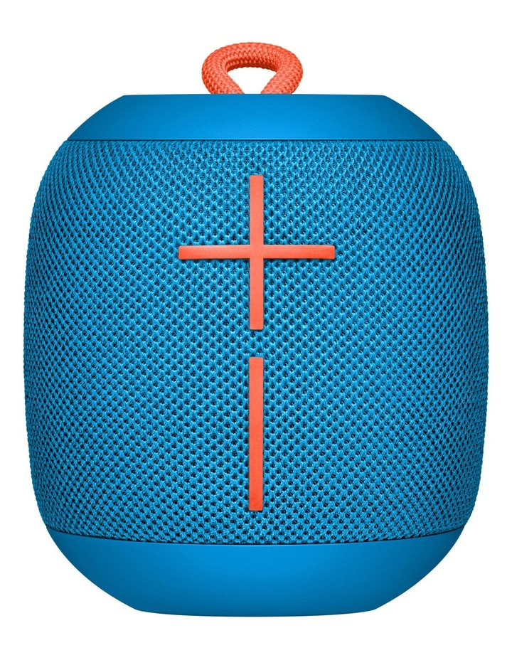 WONDERBOOM Portable Speaker - Subzero Blue image 1