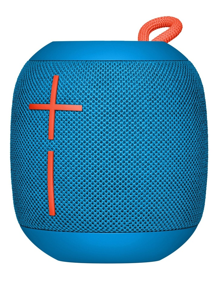 WONDERBOOM Portable Speaker - Subzero Blue image 2