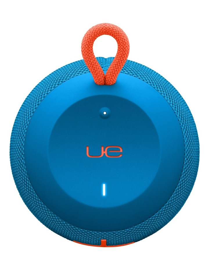 WONDERBOOM Portable Speaker - Subzero Blue image 3
