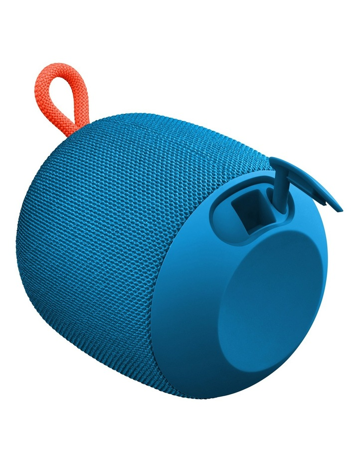 WONDERBOOM Portable Speaker - Subzero Blue image 4