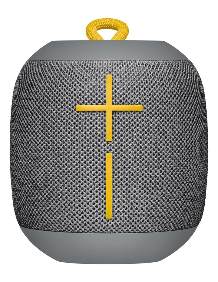 WONDERBOOM Portable Speaker - Stone image 1