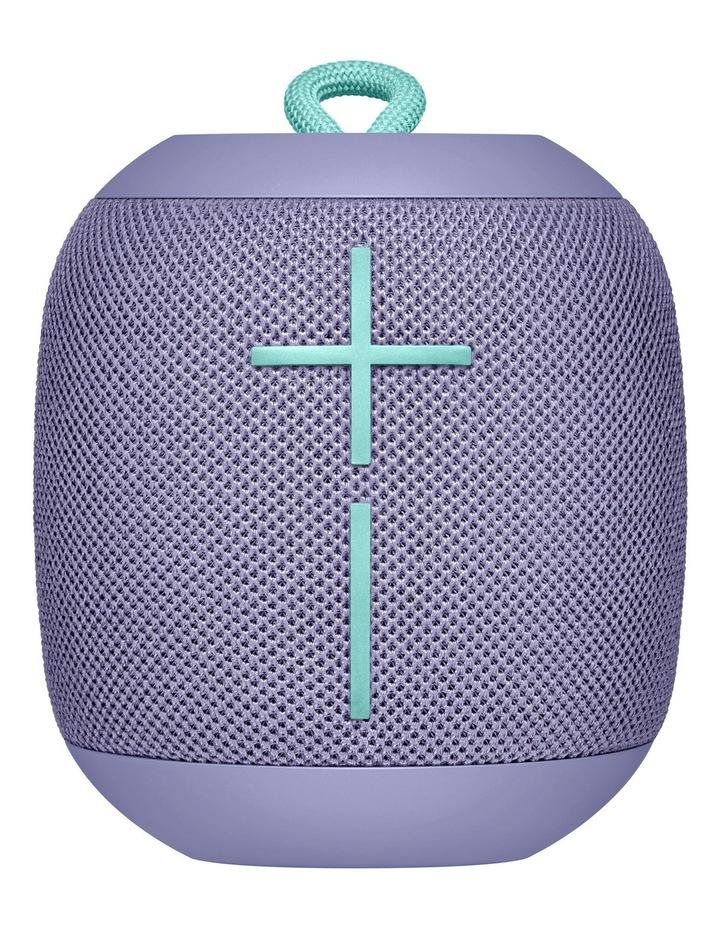 WONDERBOOM Portable Speaker - Lilac image 1