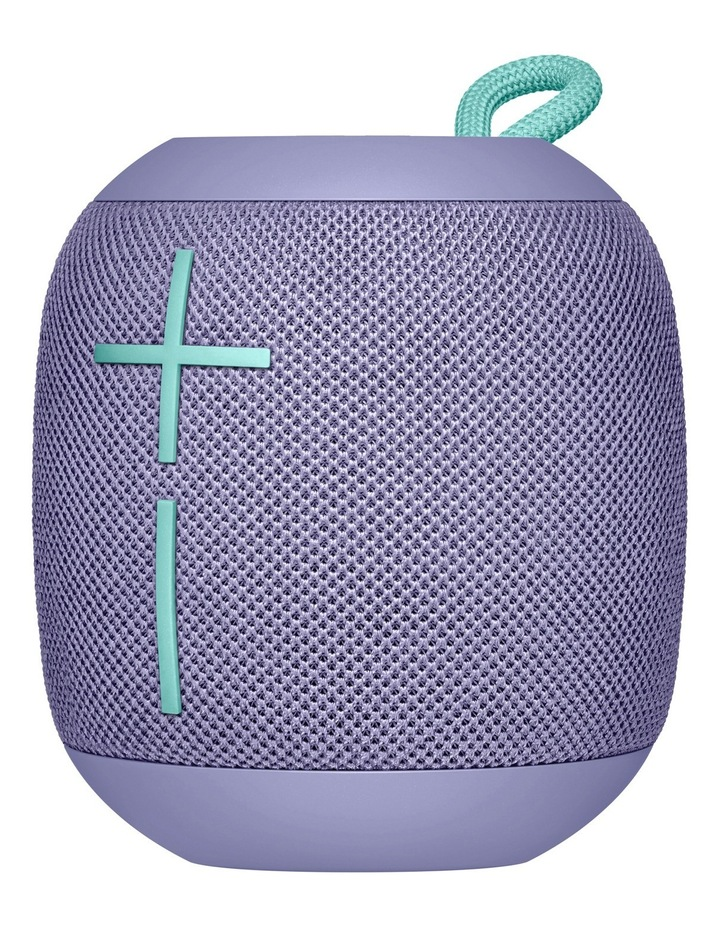 WONDERBOOM Portable Speaker - Lilac image 2