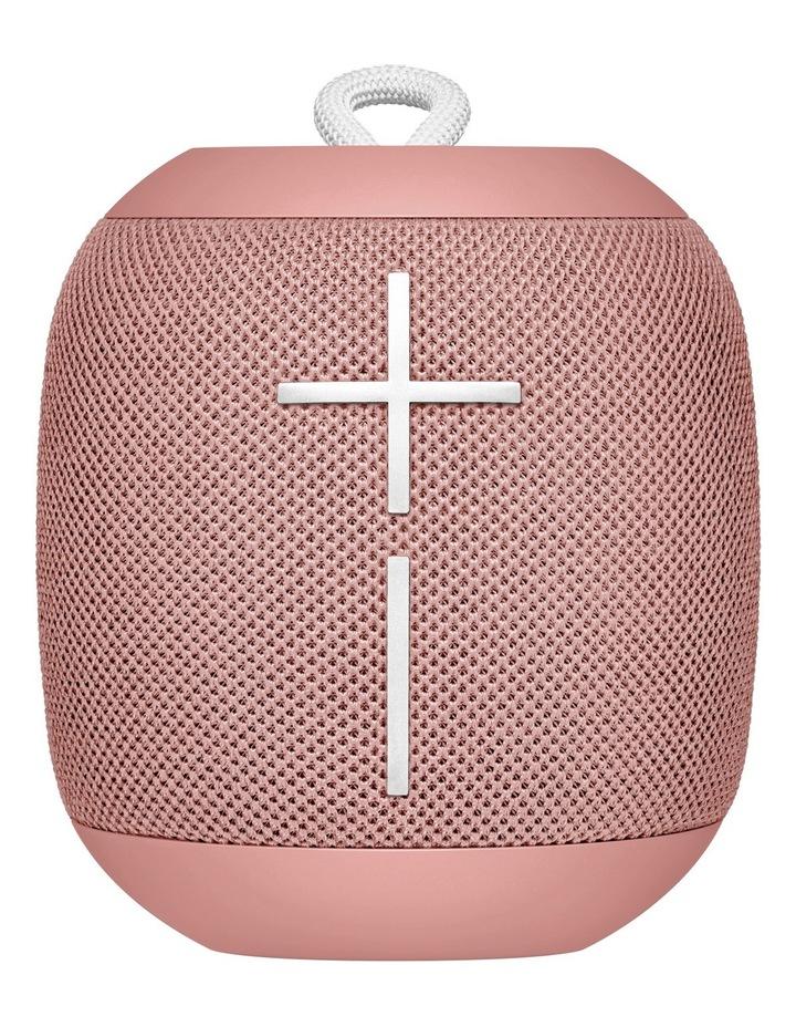 WONDERBOOM Portable Speaker - Cashmere image 1